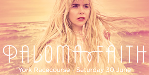 York Racecourse stops taking advanced bookings for Saturday 30 June with racing and Paloma Faith