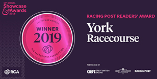 YORK RACECOURSE CELEBRATES AWARDS AT NATIONAL INDUSTRY EVENT