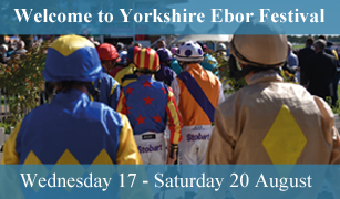 Welcome to Yorkshire Ebor Festival - book now
