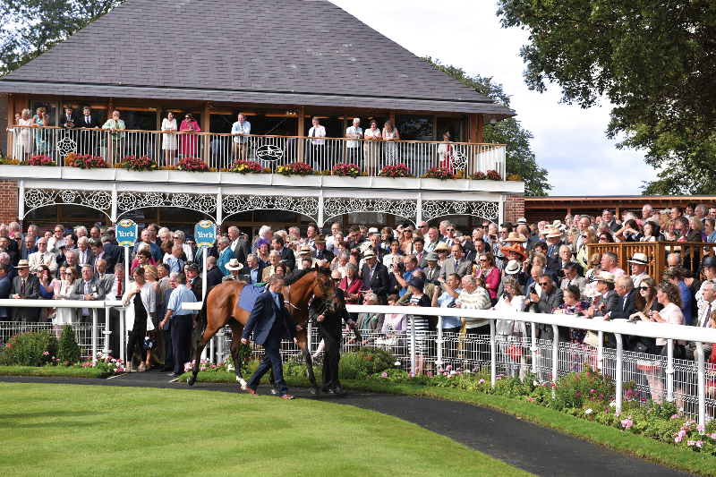Latest stage of entries for the early closing Group Races at the Welcome to Yorkshire Ebor Festival