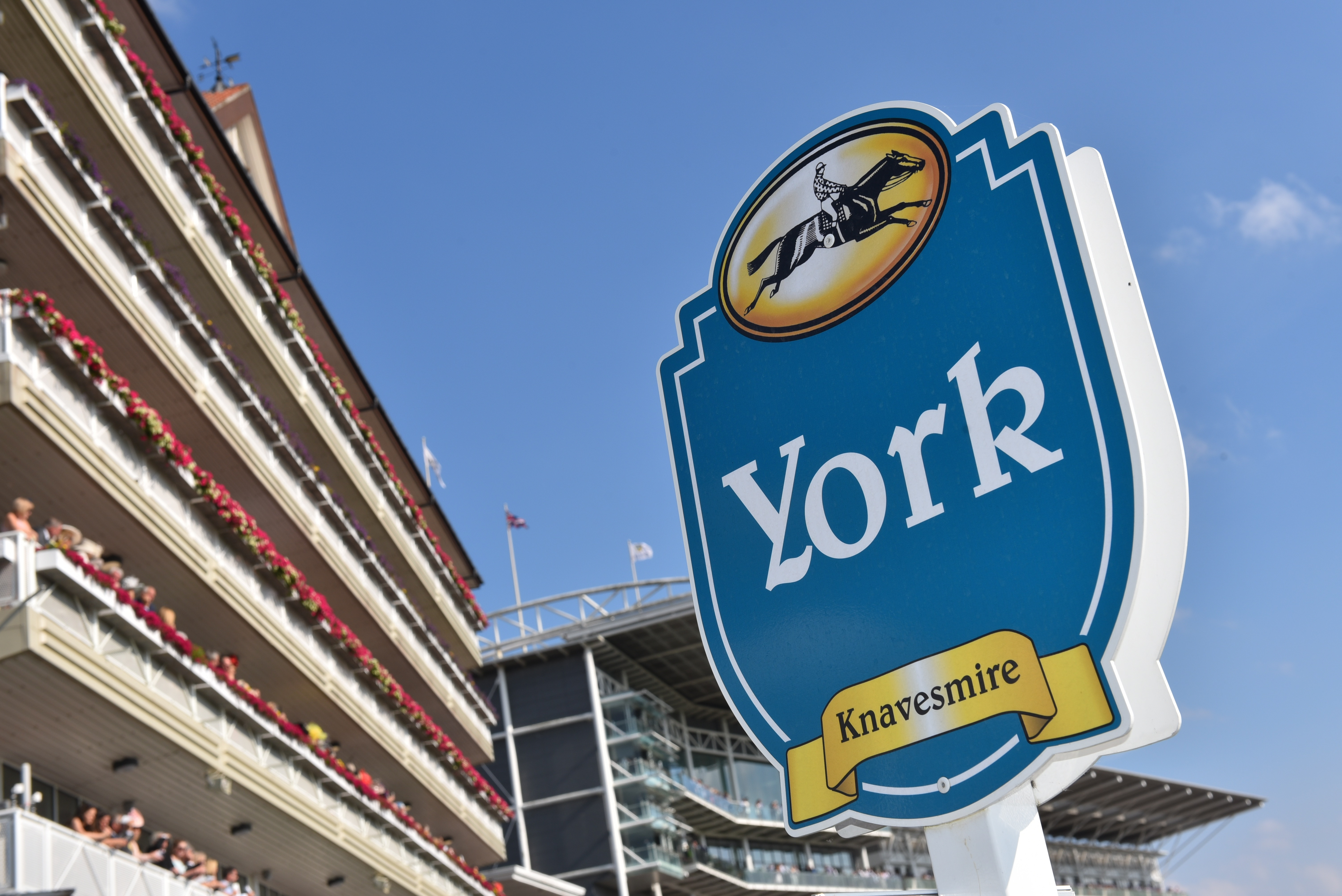 YORK RACECOURSE 2016 – More memories and new facilities