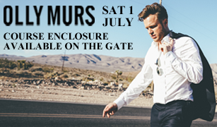 York Racecourse stops taking advanced bookings for Saturday 1 July with racing and Olly Murs