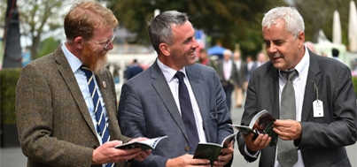 Reading the Racecard